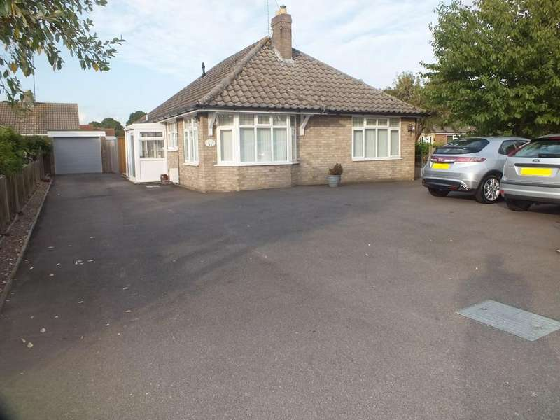 2 Bedrooms Detached Bungalow for sale in Low Road, Spalding