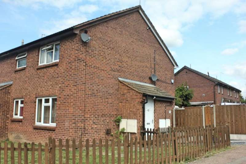 1 Bedroom Town House for sale in Castle Fields, Anstey Heights, Leicester