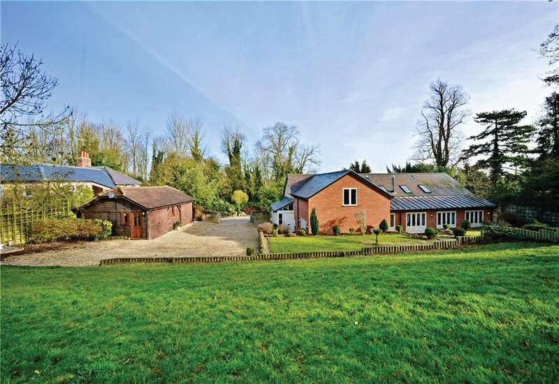 6 Bedrooms Barn Conversion Character Property for sale in Whitings, Gayhurst, Newport Pagnell, MK16