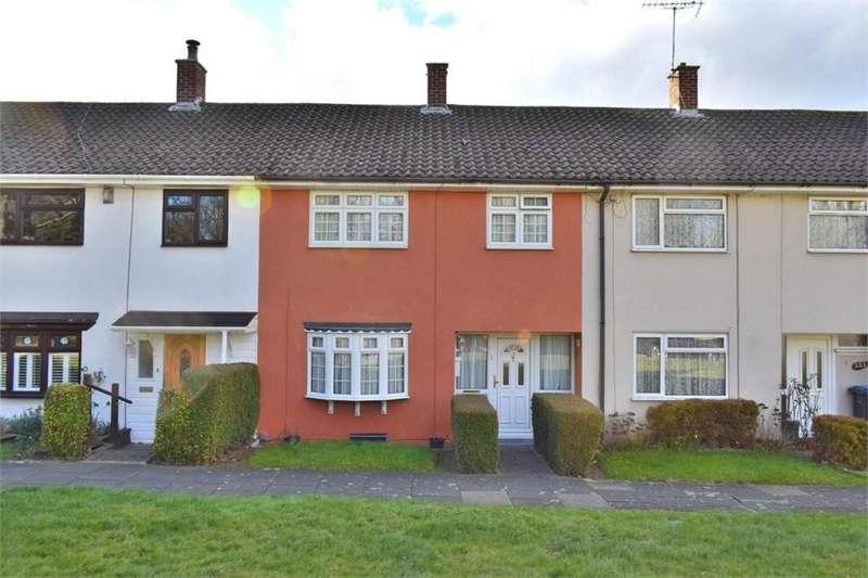 3 Bedrooms Terraced House for sale in Felmongers, Harlow, Essex