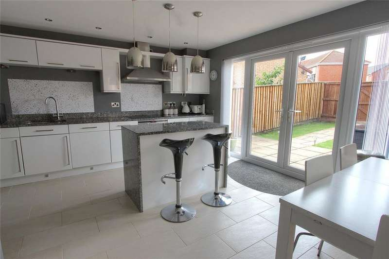 4 Bedrooms Detached House for sale in Horncliffe Row, Acklam