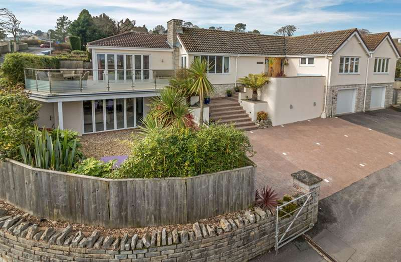 4 Bedrooms Detached House for sale in Pound Street, Lyme Regis