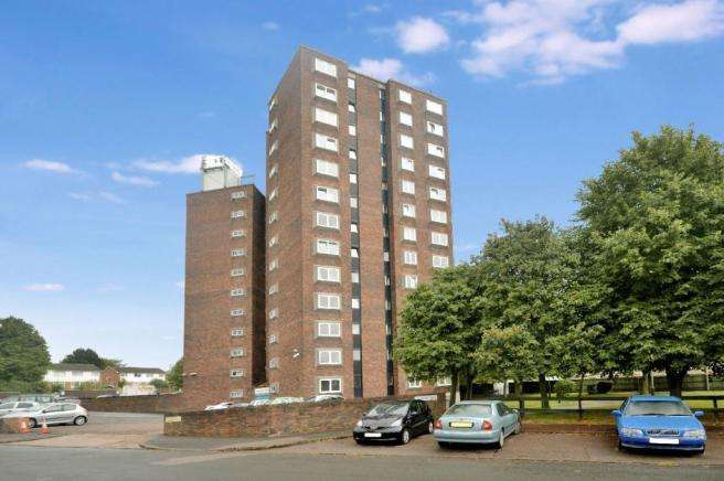 1 Bedroom Apartment Flat for sale in Carrick Point, Falmouth Road, Leicester LE5