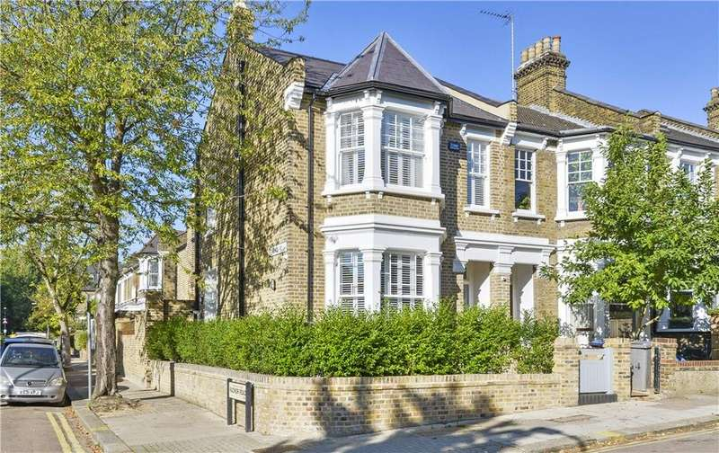 6 Bedrooms Semi Detached House for sale in Carlisle Road, Queen's Park, London, NW6