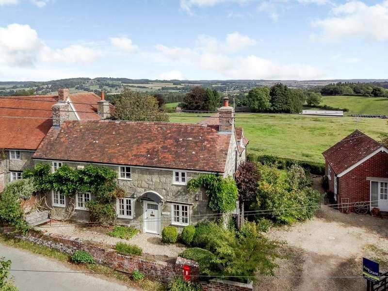3 Bedrooms Cottage House for sale in Barkers Hill, Semley, Shaftesbury