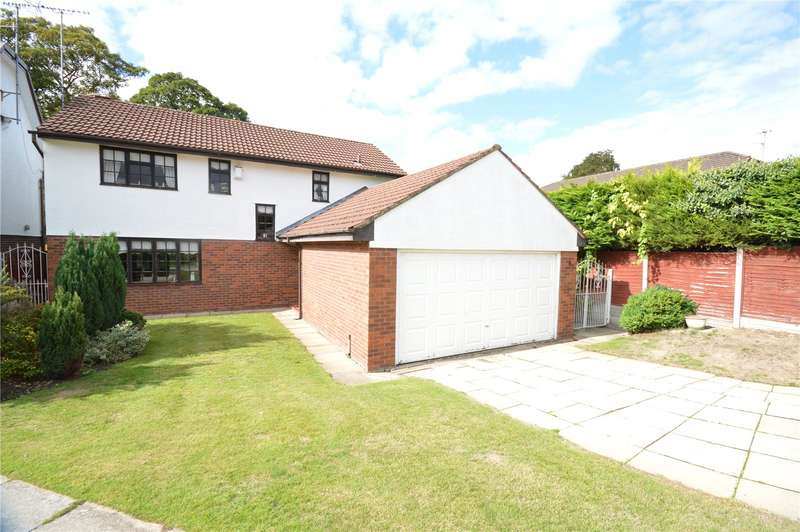 4 Bedrooms Detached House for sale in Highgrove Park, Liverpool, Merseyside, L19