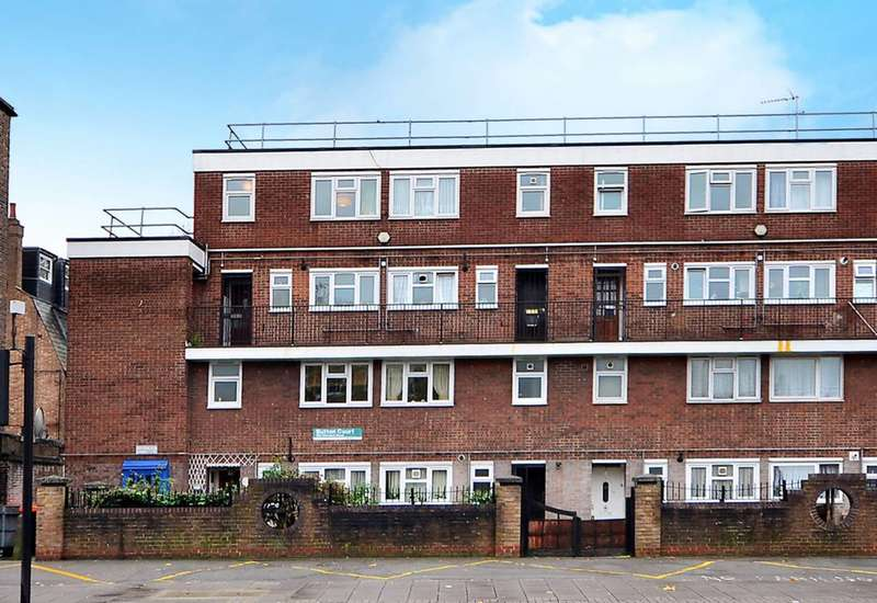 3 Bedrooms Flat for sale in Clarence Road, Lower Clapton, E5