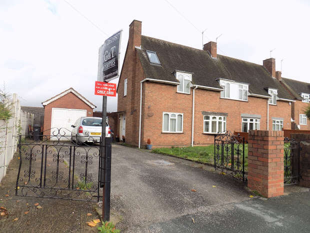 5 Bedrooms Semi Detached House for sale in BRIERLEY HILL, West Midlands, DY5
