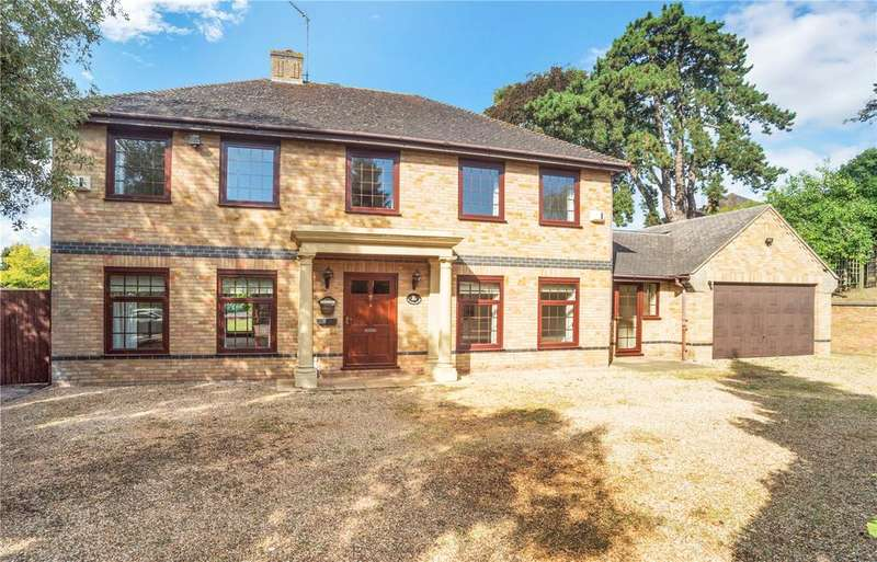 5 Bedrooms Detached House for sale in Raunds Road, Stanwick