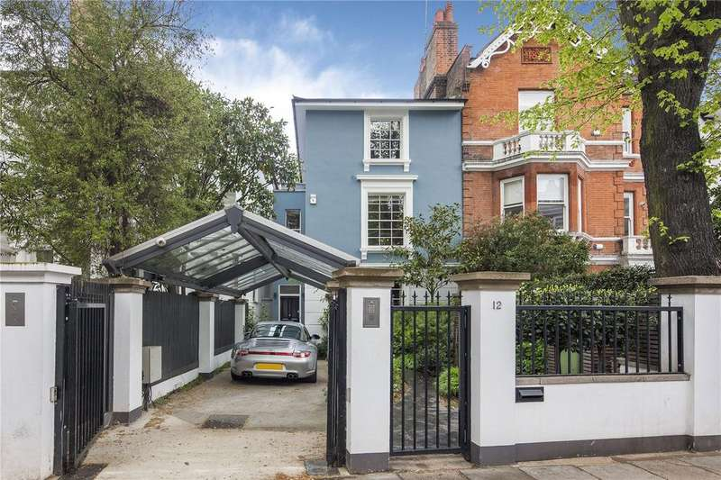 6 Bedrooms End Of Terrace House for sale in Westbourne Park Road, Notting Hill, London, W2