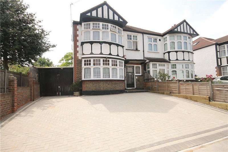 6 Bedrooms Semi Detached House for sale in Lancaster Road, South Norwood, London, SE25