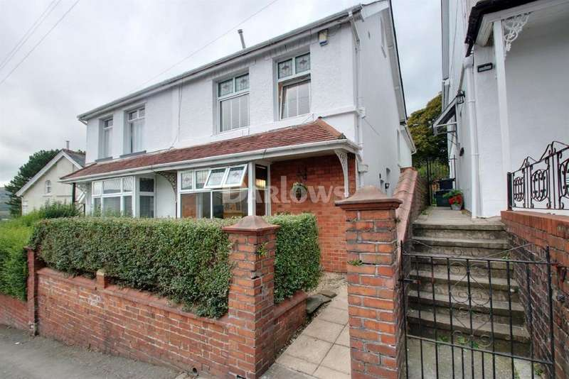 3 Bedrooms Semi Detached House for sale in The Parade, Merthyr Tydfil