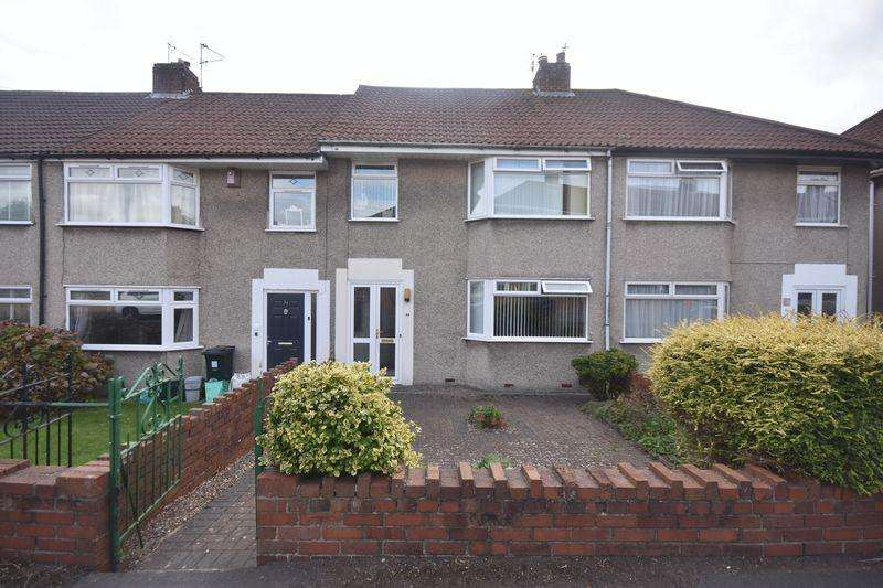 3 Bedrooms Terraced House for sale in Teewell Avenue Staple Hill