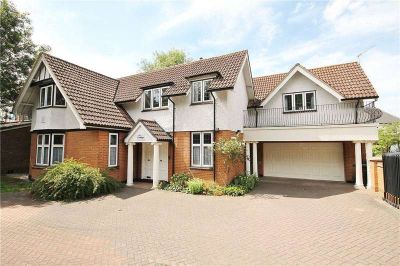 6 Bedrooms Detached House for sale in Charlton Road, Shepperton, Surrey, TW17