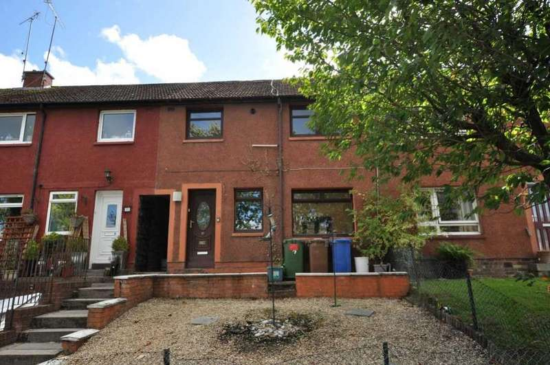 3 Bedrooms Terraced House for sale in 82 Posthill, Alloa, Sauchie FK10 3NU, UK