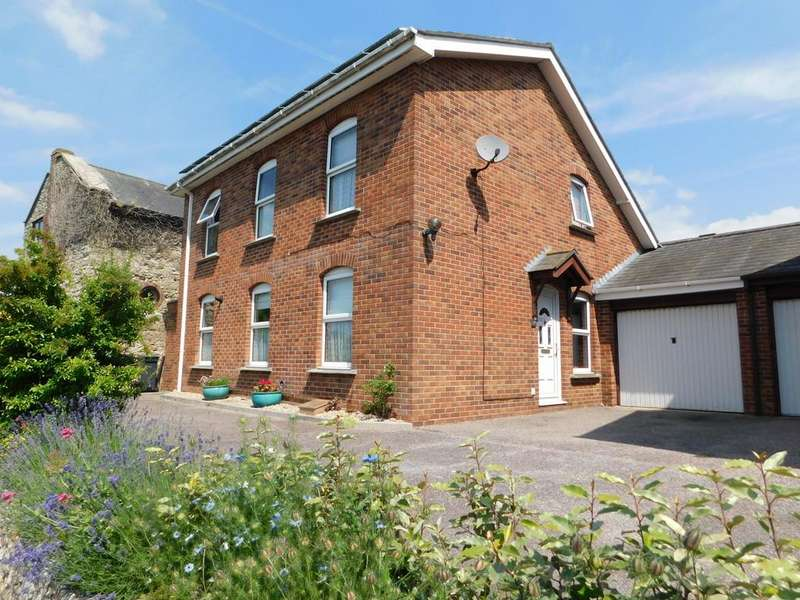 3 Bedrooms Link Detached House for sale in Lyme Street, Axminster