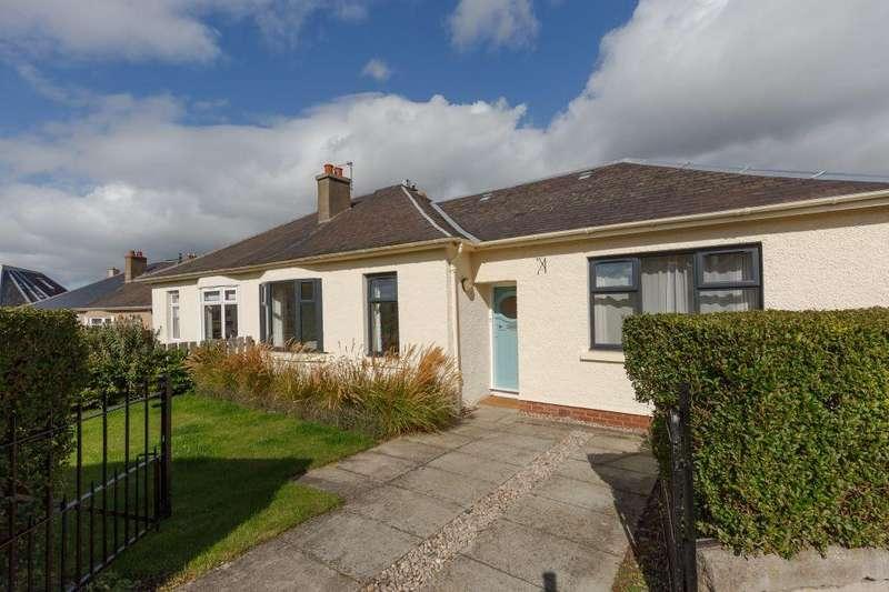 3 Bedrooms Semi Detached Bungalow for sale in 74 Cowan Road, Edinburgh, EH11 1RJ
