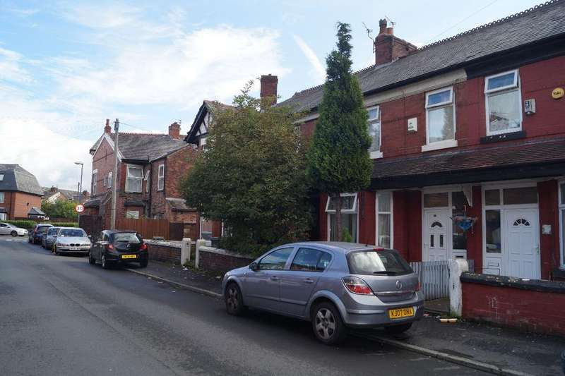 3 Bedrooms Terraced House for sale in Marley Road, Levenshulme, M19