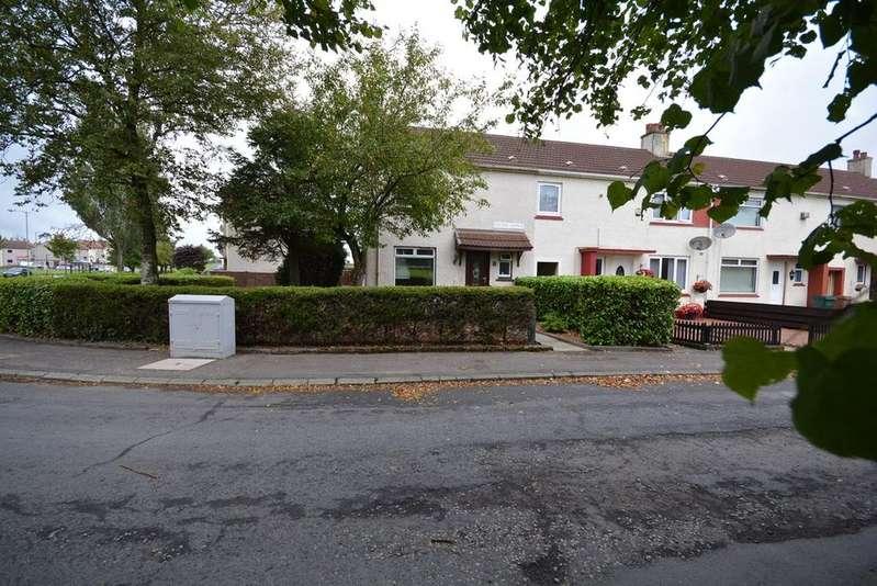 2 Bedrooms End Of Terrace House for sale in Carron Avenue, Kilmarnock, KA1