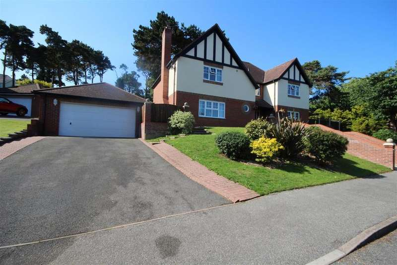 5 Bedrooms Detached House for sale in Off Pen-y- Bryn Road