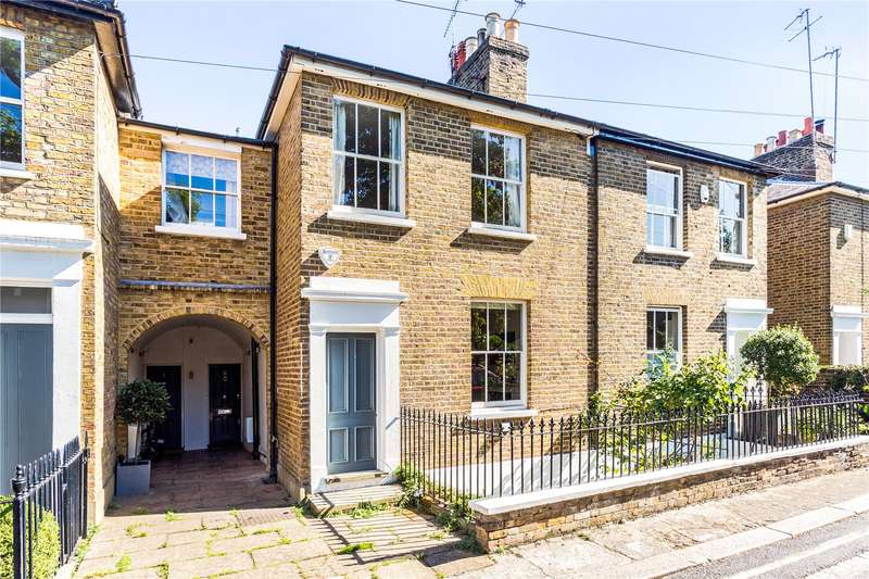 4 Bedrooms Terraced House for sale in Stratford Grove, London, SW15