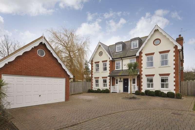 6 Bedrooms Detached House for sale in The Chase, Joy Lane, CT5