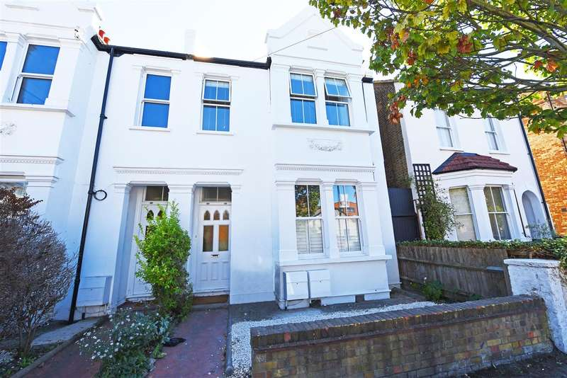 2 Bedrooms Apartment Flat for sale in Effra Road, Wimbledon
