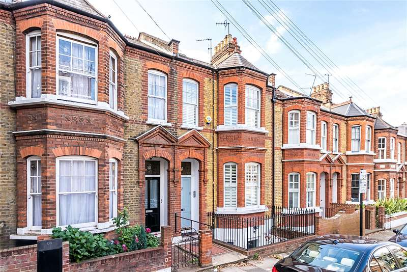 5 Bedrooms Terraced House for sale in Iveley Road, London, SW4