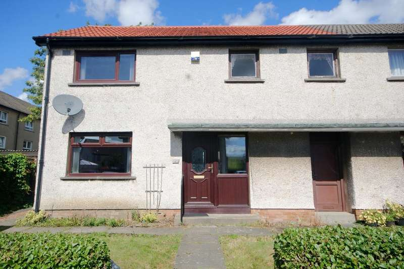 3 Bedrooms End Of Terrace House for sale in 1 Westerton Road, Grangemouth FK3