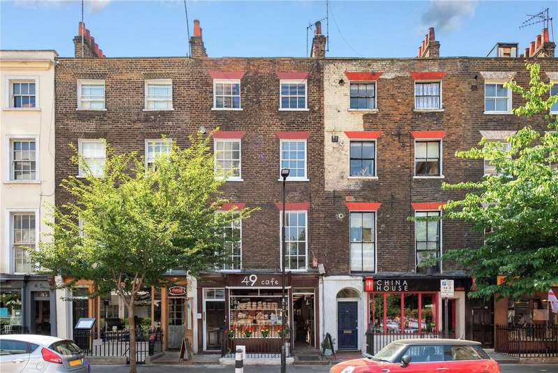 1 Bedroom House for sale in Marchmont Street, London, WC1N