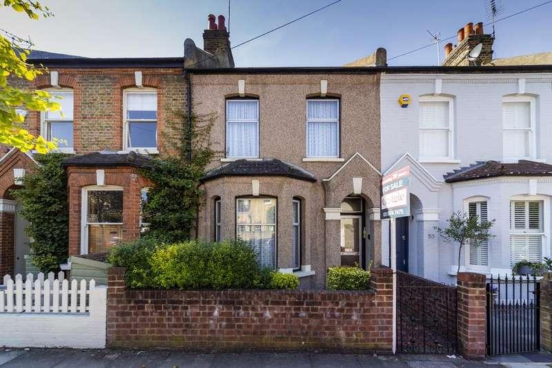 3 Bedrooms Terraced House for sale in Brocklebank Road SW18