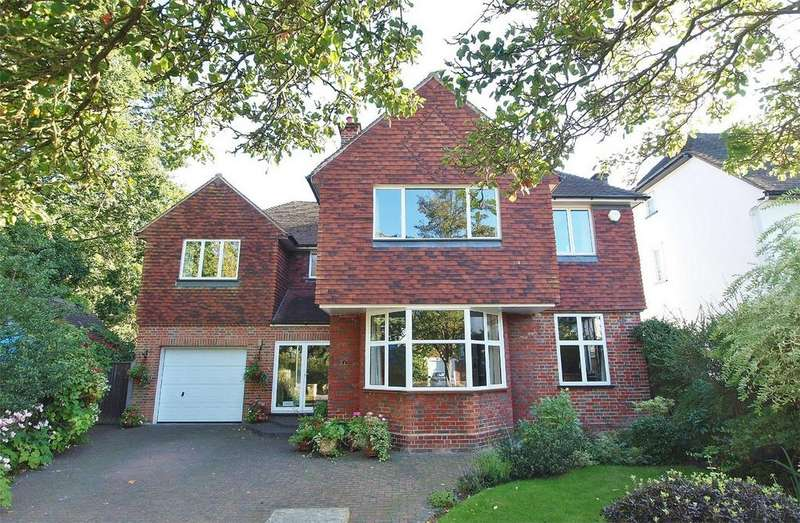 5 Bedrooms Detached House for sale in Kelsey Way, Beckenham, Kent