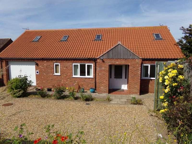 4 Bedrooms Detached House for sale in Upper Sheringham