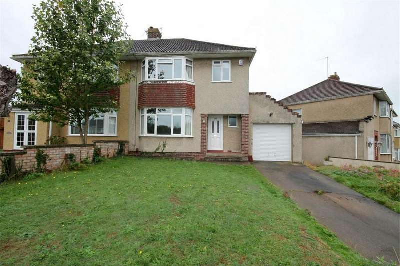 3 Bedrooms Semi Detached House for sale in Queensholm Drive, Downend, Bristol