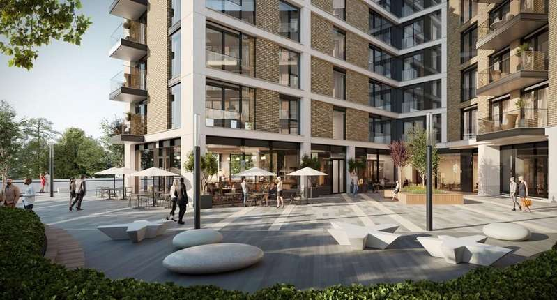 3 Bedrooms Flat for sale in Chelsea Island, SW10