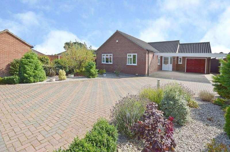 3 Bedrooms Detached Bungalow for sale in Nidus Gardens, Toftwood