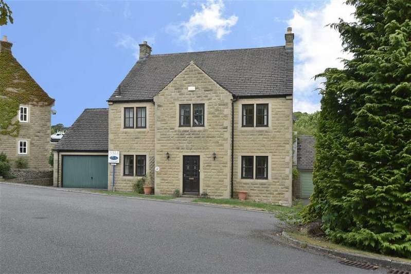 6 Bedrooms Detached House for sale in Damson House, 10, Vernon Green, Bakewell, Derbyshire, DE45