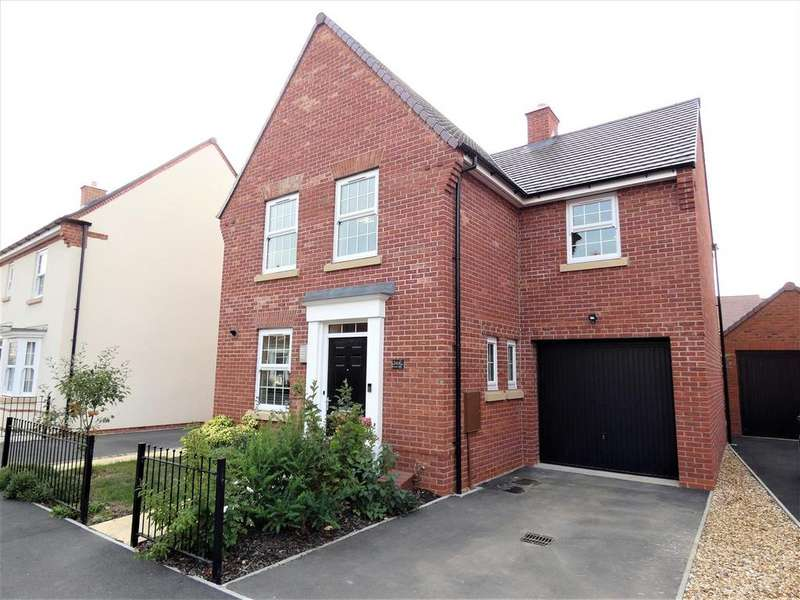 3 Bedrooms Detached House for sale in Great Linns, Marston Moretaine