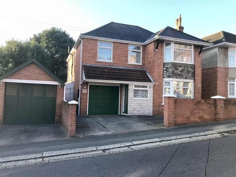 4 Bedrooms Detached House for sale in Two Garages With Southerly Garden, Rodwell