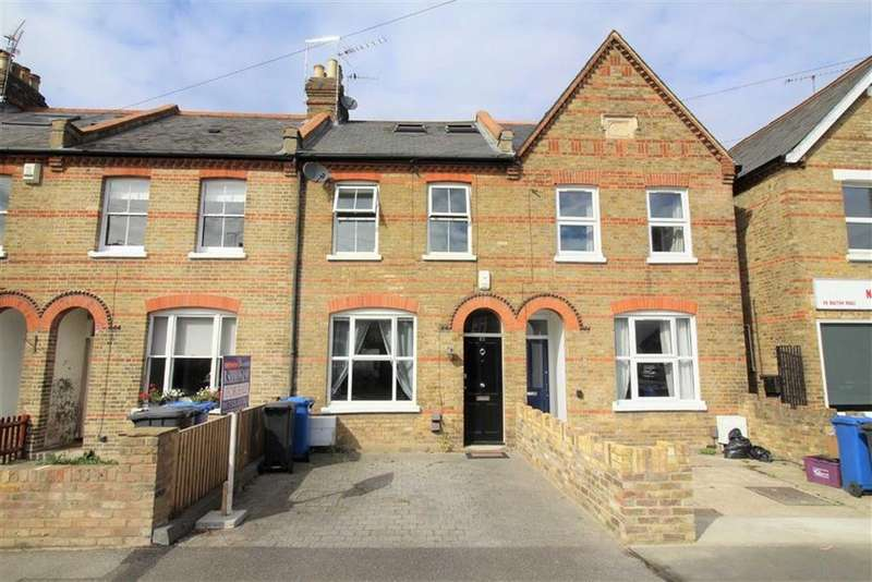 4 Bedrooms Terraced House for sale in Bolton Road, Windsor, Berkshire