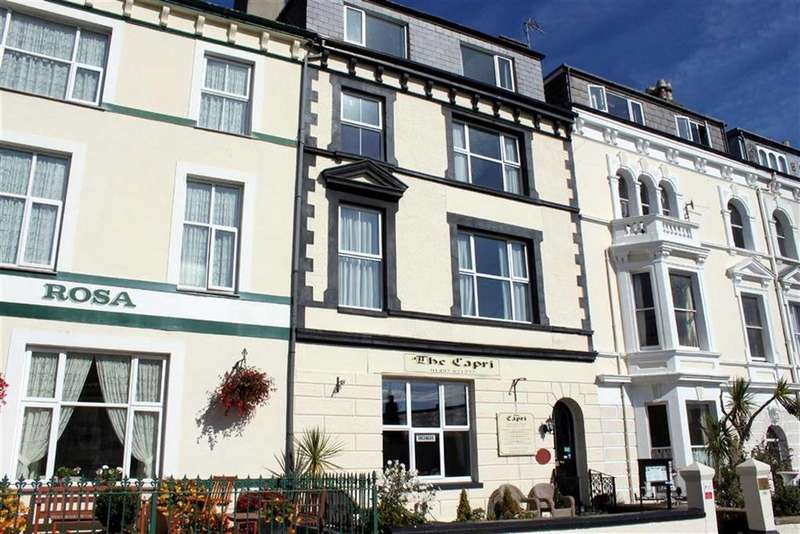 10 Bedrooms Guest House Commercial for sale in Church Walks, Llandudno, Conwy