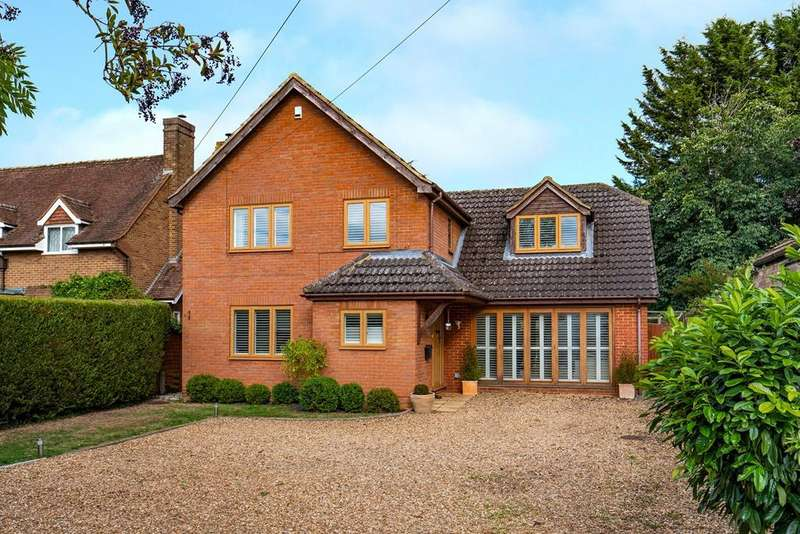 5 Bedrooms Detached House for sale in High Street, Langford, Biggleswade, SG18