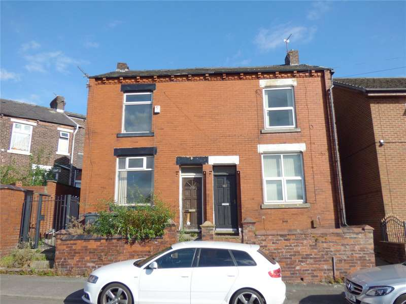 2 Bedrooms Semi Detached House for sale in Block Lane, Chadderton, Oldham, Greater Manchester, OL9