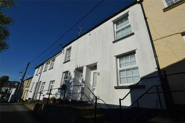 2 Bedrooms Terraced House for sale in Pilton, Devon