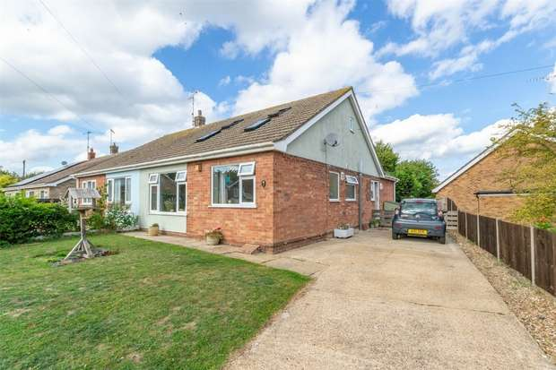 4 Bedrooms Semi Detached House for sale in 20 Waveney Close, Wells-next-the-Sea