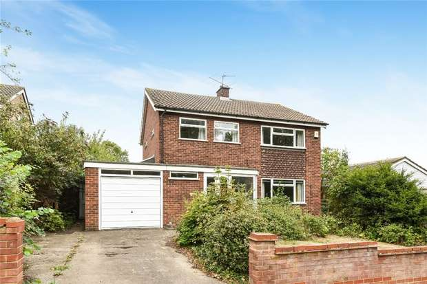 4 Bedrooms Detached House for sale in Brickhill Drive, Bedford
