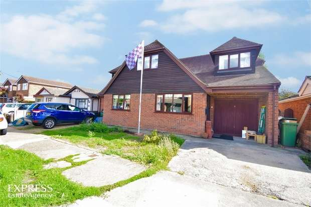 4 Bedrooms Detached House for sale in Grafton Road, Canvey Island, Essex