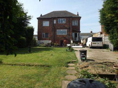 5 Bedrooms Detached House for sale in Park Road, Shirebrook, Mansfield, Derbyshire