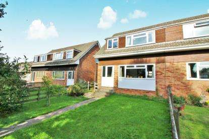 3 Bedrooms Semi Detached House for sale in Wharfedale, Thornbury, Bristol, Gloucestershire