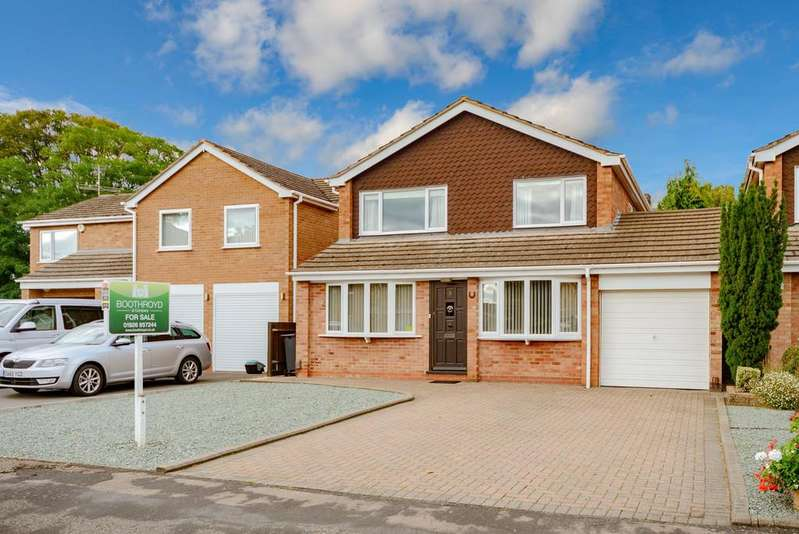 4 Bedrooms Detached House for sale in Belmont Drive, Leamington Spa